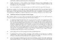 Best Training Franchise Agreement Sample