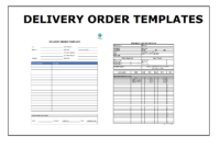 Fantastic Delivery Driver Contract Agreement