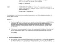 Fantastic Pre Incorporation Agreement Template