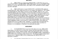 Fascinating Voluntary Employment Separation Agreement Template