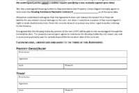 Professional Breaking Lease Agreement Template