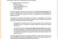 Professional Business Management Agreement Template