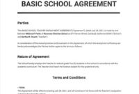 Professional Short Franchise Agreement Sample