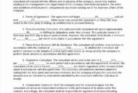 Stunning Business Management Agreement Template