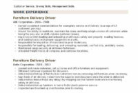 Stunning Delivery Driver Contract Agreement