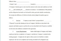 Top Accounting Service Agreement Template