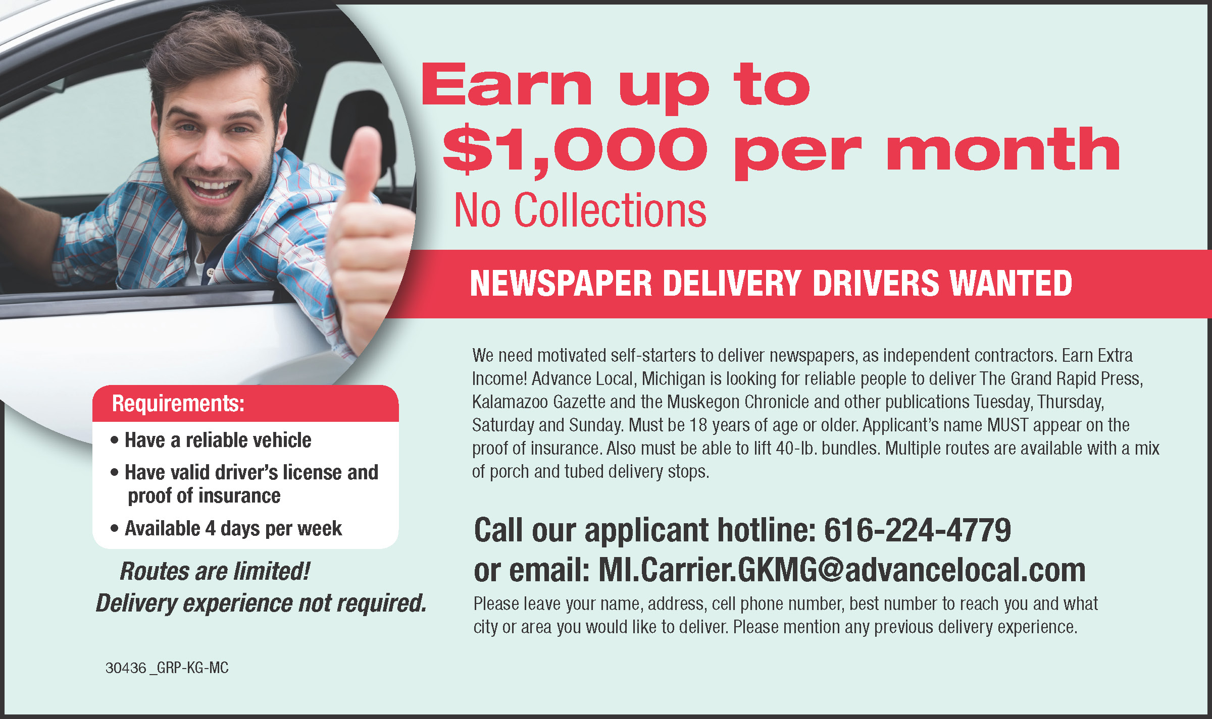 Top Delivery Driver Contract Agreement