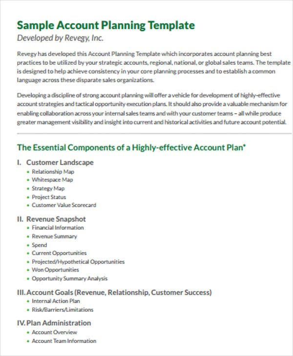 Amazing Account Management Policy Template
