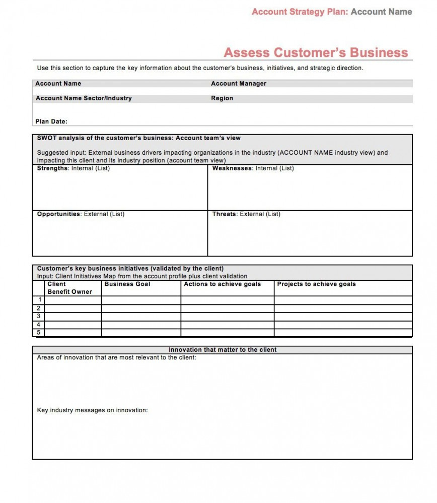 Awesome Account Management Policy Template